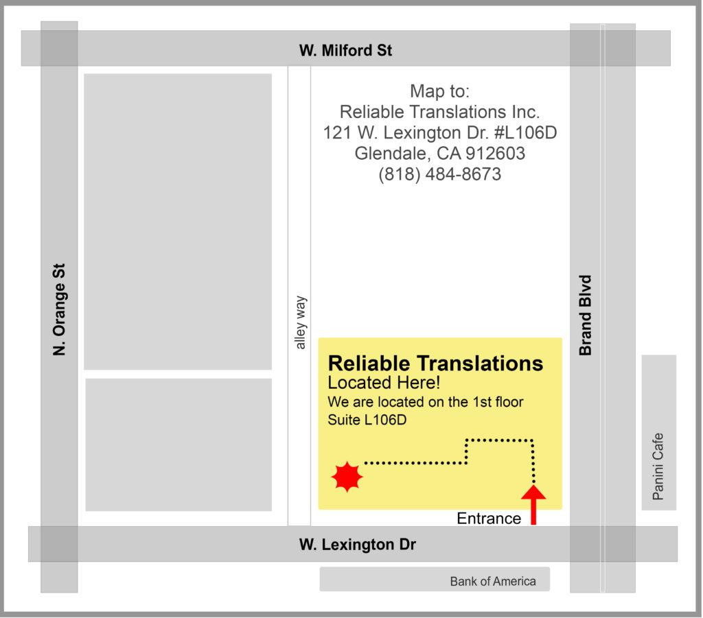 RTI Map